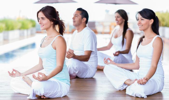 Meditation Class Yoga