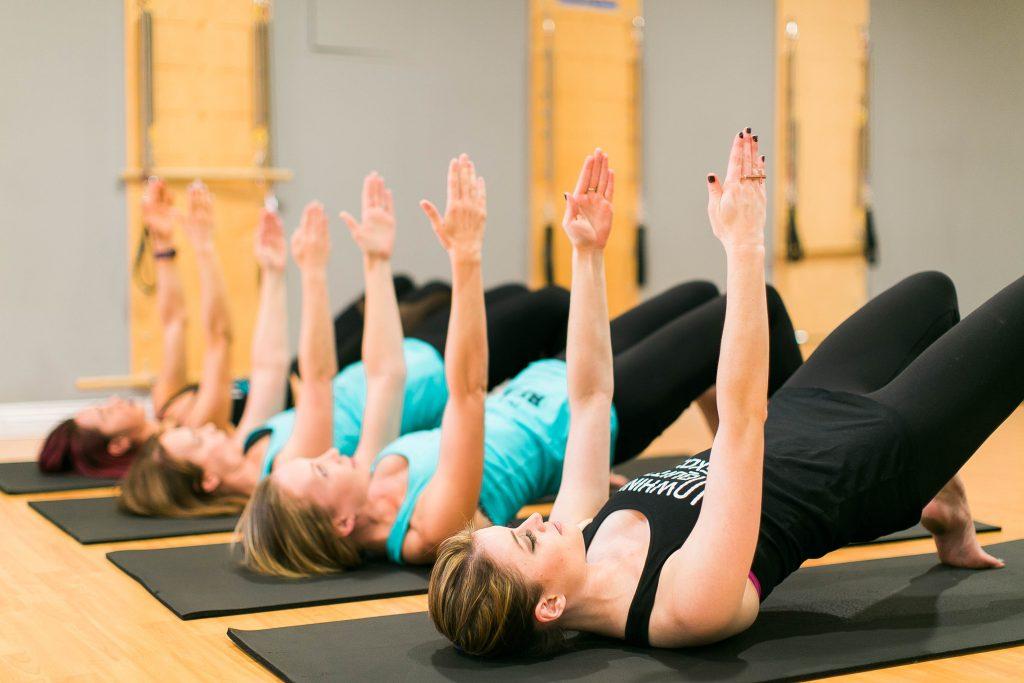 Intermediate Class Pilates