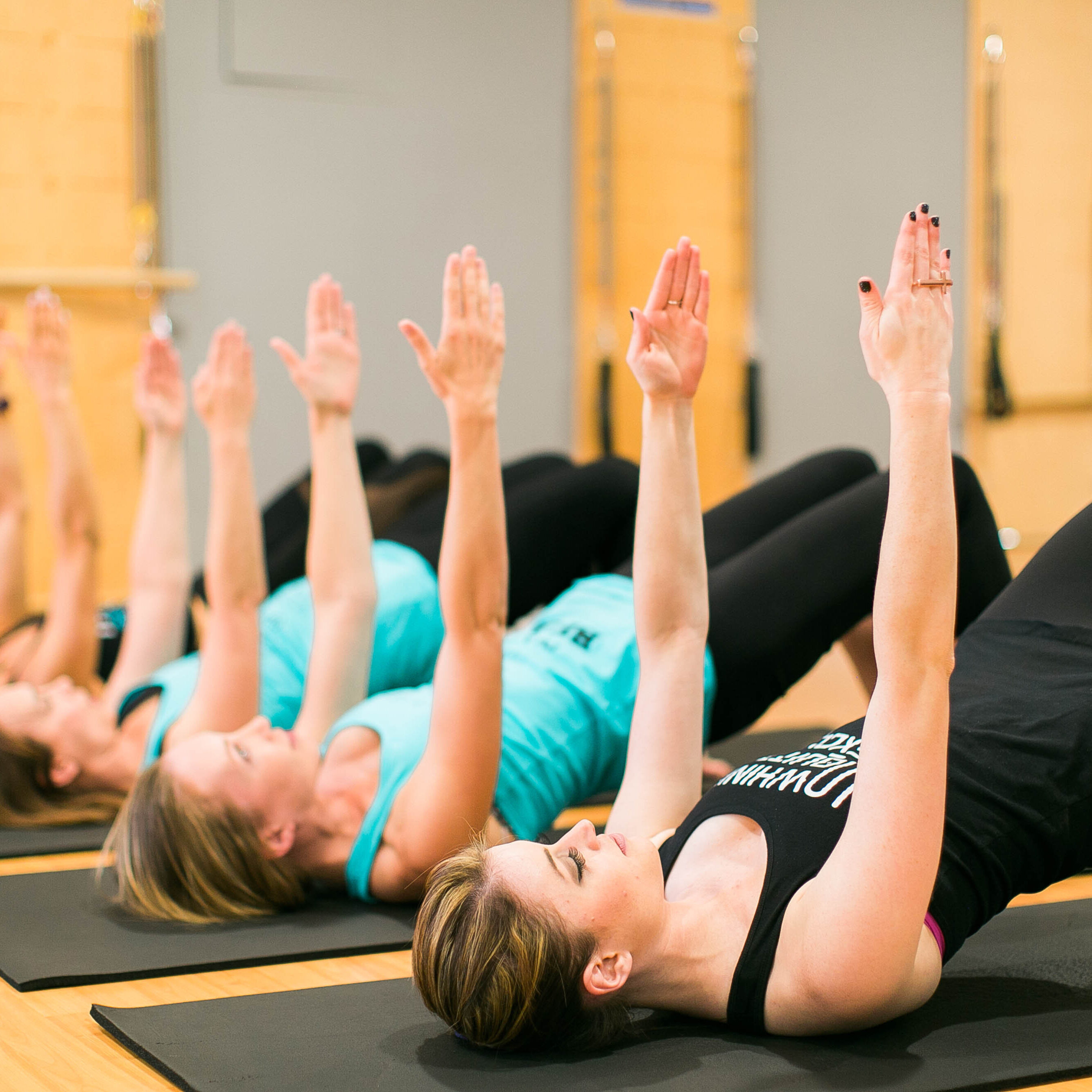 Intermediate Class Pilates